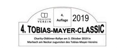 4. Tobias-Mayer-Classic Oldtimer Rallye @ Marktstrasse, Rathaus | Marbach am Neckar | Baden-Württemberg | Deutschland